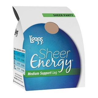 L'eggs Sheer Energy All Sheer Pantyhose