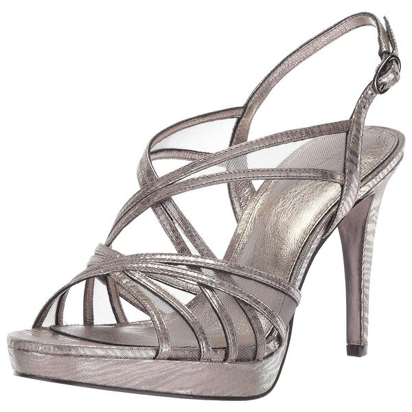 1af56f203bf Shop Adrianna Papell Women s Adri Heeled Sandal - 9 - Free Shipping ...