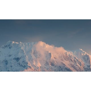 White Mountains Photograph Wall Art Canvas (5 options available)