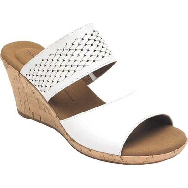 Shop Fitflop Women S Lulu Crisscross Slide Urban White