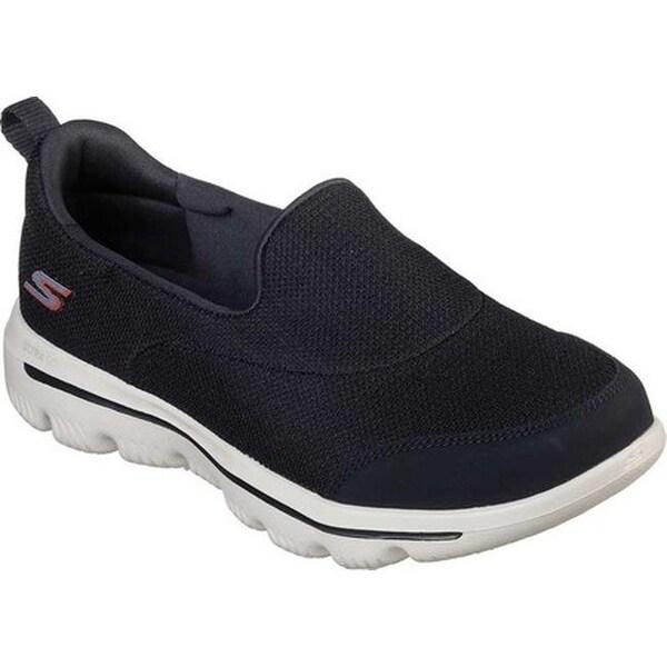 517349c14ce8a Shop Skechers Women's GOwalk Evolution Ultra Reach Slip-On Shoe Navy ...