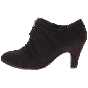 Aerosoles Women's Jalapeno Heeled Ankle Booties