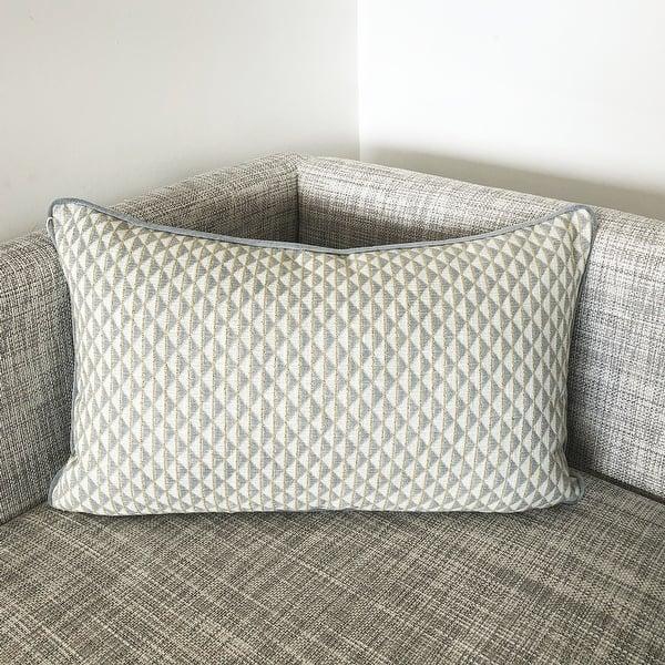 Shop Rodeo Home Kamali Geometric Rectangular Lumbar Pillow Cover Insert Overstock 31567703