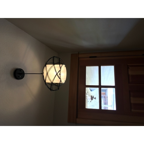 Top Product Reviews for Harper Blvd Avento Wire Cage Pendant