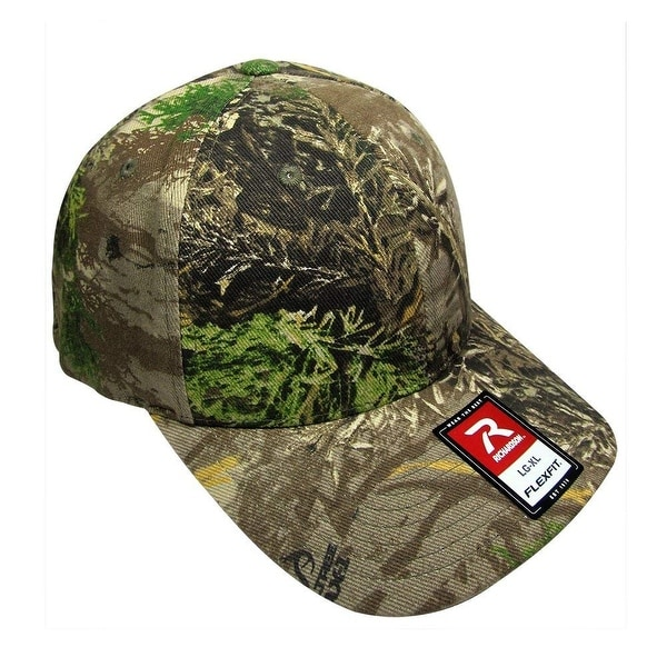 Realtree Max-1 Camo Flexfit Hat Hunting Low Profile Cap (S-M)