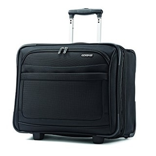 American Tourister Ilite Max Softside Wheeled Boarding Bag - Black