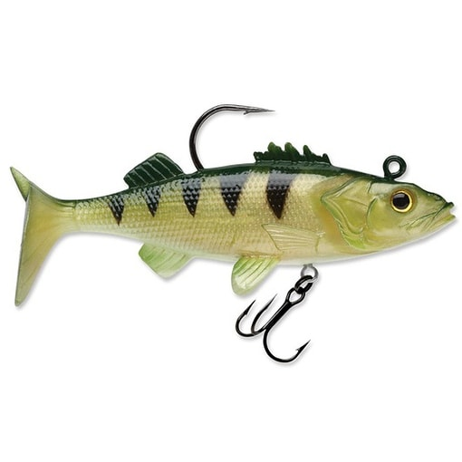 4d27f9b9fdc Shop Storm WildEye Live Perch 02 Fishing Lures (3-Pack) - Yellow Perch -  yellow perch - Free Shipping On Orders Over  45 - Overstock.com - 16764764