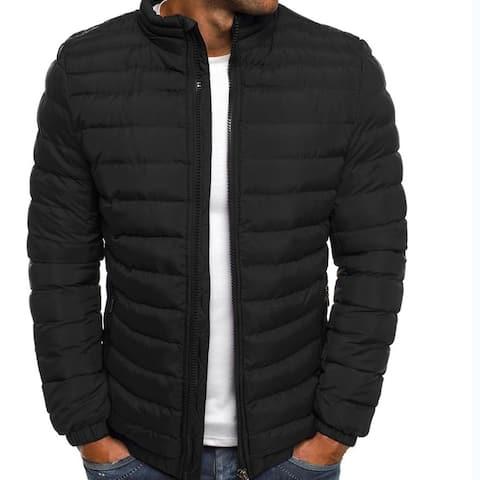 Men's Packable Insulated Light Weight Puffer Down Jacket