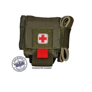 High Speed Gear On or Off Duty Medical Pouch, Coyote Brown