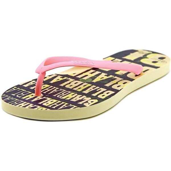 Tidal Blah Open Toe Synthetic Flip Flop Sandal