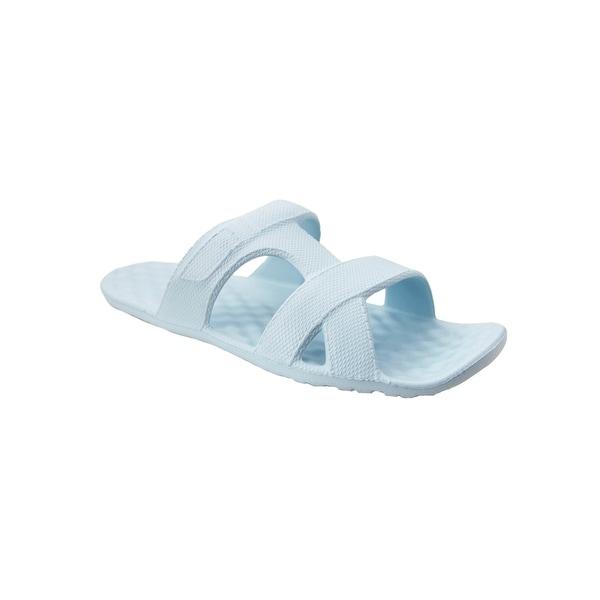 Men's 7.5-8.5 Blue IB EVA Slippers