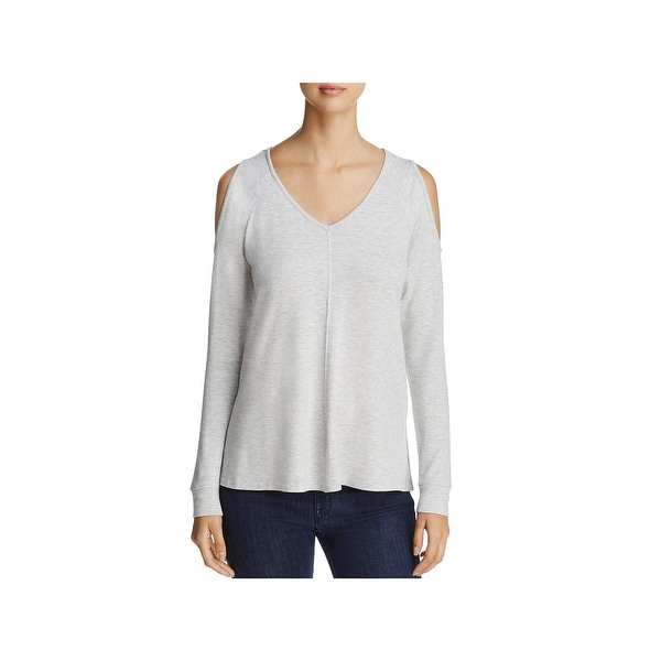 c38037a22d72a Shop Cupio Womens Tunic Top Cold Shoulder Casual - Free Shipping On ...