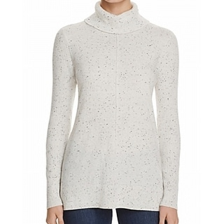 Calvin Klein NEW White Ivory Women's Size XL Turtleneck Mock Sweater