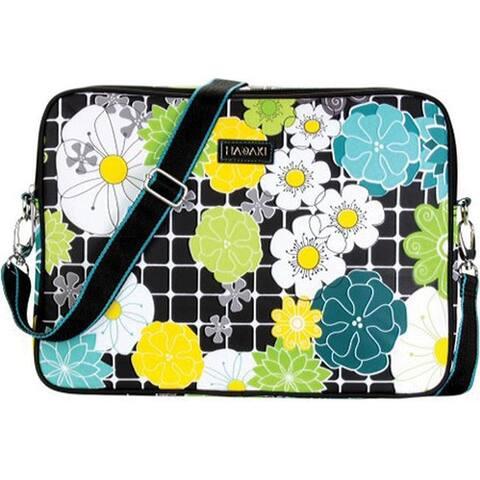 "Hadaki by Kalencom Women's Laptop Sleeve 15.4"" O'Floral - US Women's One Size (Size None)"