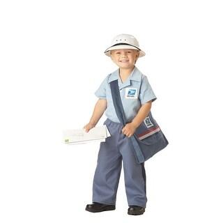 Mr. Postman Child Toddler Halloween Costume