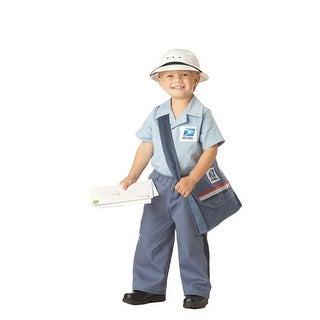 Mr. Postman Child Toddler Halloween Costume