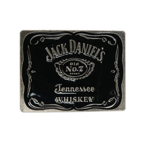 Jack Daniel's Old No. 7 Tennessee Whiskey Belt Buckle - one size