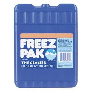 Lifoam 4943 The Glacier Ice Pack, 62 Oz.