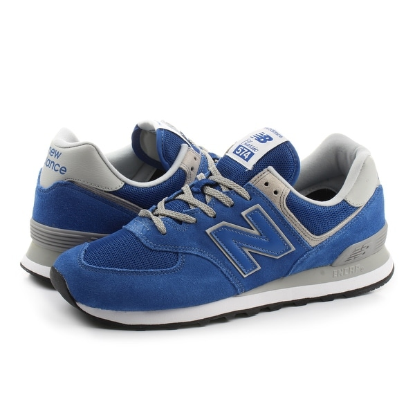 6fcdc144606d New Balance Mens ML574erb Classic Traditionnels Low Top Lace Up Walking  Shoes
