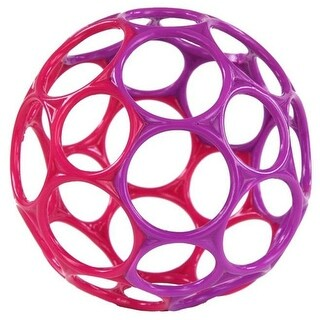 OBALL-81024-Pink-Purple Ball Toy