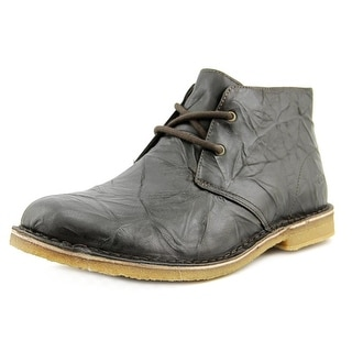 Ugg Australia Leighton Men Round Toe Leather Chukka Boot
