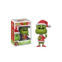 Funko POP The Grinch - Santa Grinch - Multi