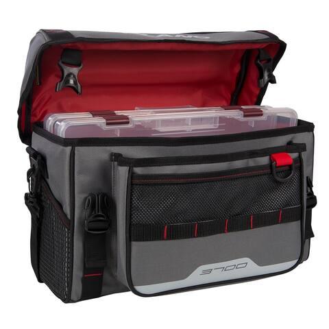 Plano weekend series gray 3700 softsider tackle bag