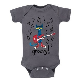 Pete The Cat Groovy - Infant One Piece