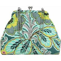 Amy Butler Women's Nora Clutch with Chain Ivy Bloom Fancy - us women's one size (size none)