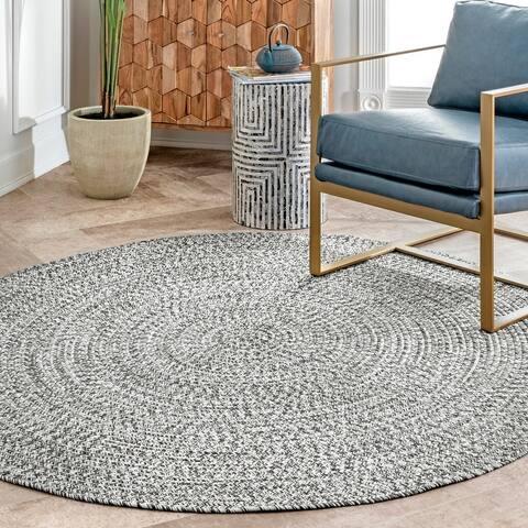 nuLOOM Wynn Braided Indoor/Outdoor Area Rug