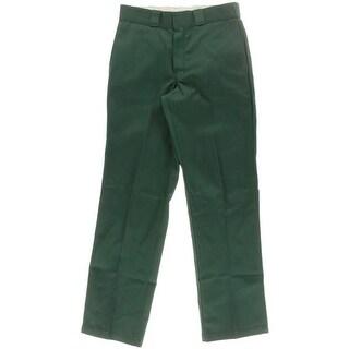 Dickies Mens 874-Original Work Pant Wrinkle Resistant Stain Release Pants - 30/32