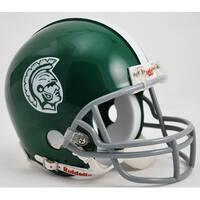 Michigan State Spartans Throwback 1965 Riddell Mini Football Helmet