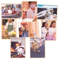 Community Helpers/Career Puzzles (Set of 12)