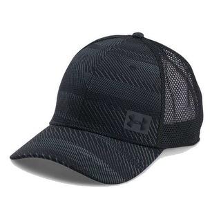 Under Armour UA Men's Blitz Trucker Baseball Cap 1283154 (Black)
