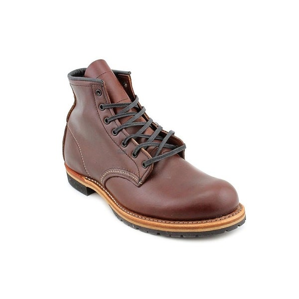 6859abc352a17 Shop Red Wing Shoes 09016 Men Round Toe Leather Brown Chukka Boot ...