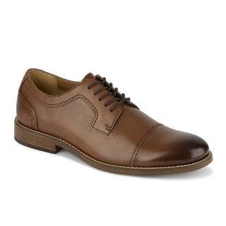 Dockers Mens Rhodes Dress Cap Toe Oxford Shoe