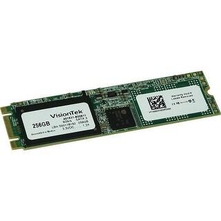 VisionTek 256 GB Internal Solid State Drive - SATA - M.2 2280 - (Refurbished)