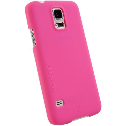 WirelessOne Encase Case for Samsung Galaxy S5 (Pink)