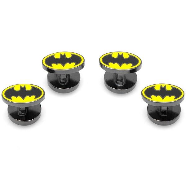 Enamel Batman Tuxedo Studs