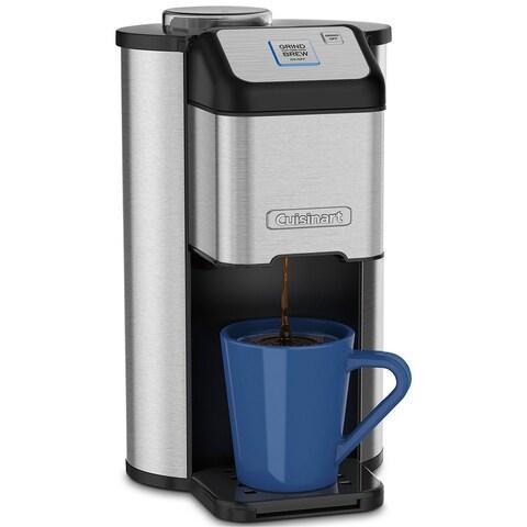 Cuisinart DGB-1 Grind & Brew Single Cup Coffeemaker