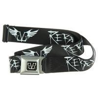 Black Veil Brides BVB Rebels Seatbelt Belt-Holds Pants Up