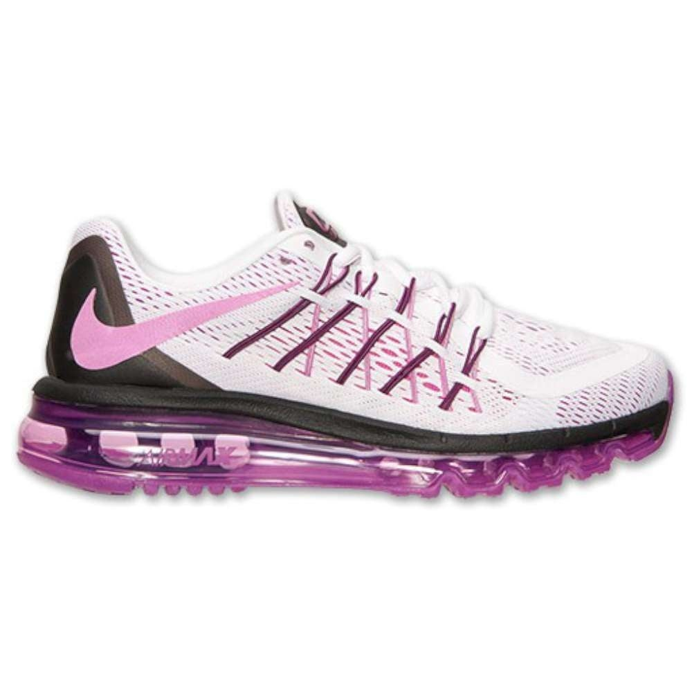 Nike Womens Air Max 2015 Low Top Lace Up Running Sneaker
