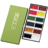 - Kuretake Gansai Tambi 12 Color Set