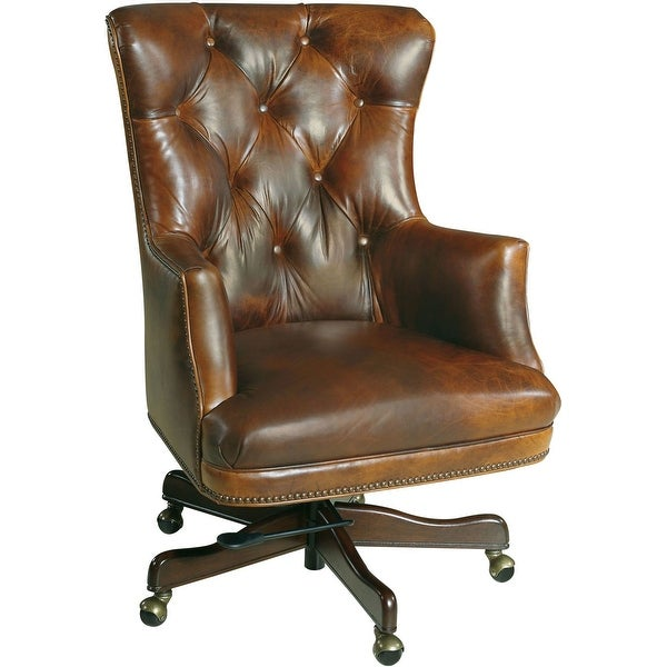 Shop Hooker Furniture EC436-087 Adjustable Height Leather
