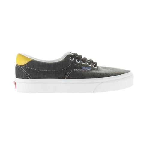 Vans Mens Era 59 Gray Skateboarding Shoes Size 6.5