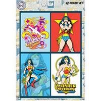 Wonder Woman - Mini Sticker Set