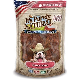 Chicken Tenders - It's Purely Natural Treats 4Oz