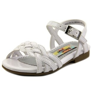 Rachel Shoes Angelina 2 Open-Toe Synthetic Slingback Sandal