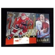 Signed Harvey Todd 1995 Upper Deck Hockey Card autographed