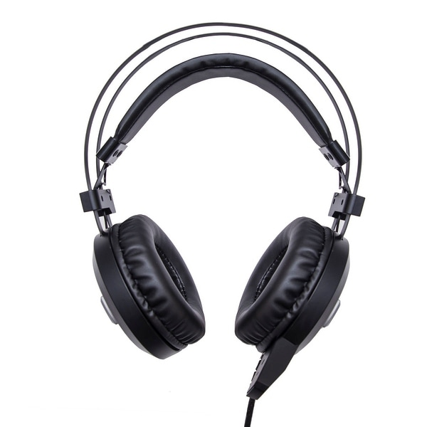 Shop Falcon Over the ear Stereo PC Gaming Headset with